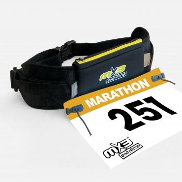 706cc217138 C est la ceinture idéale pour vos courses à pieds. Faites avec les  matériaux de haute qualité afin d améliorer vos performances tout en  privilégiant votre ...