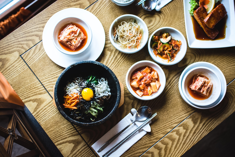 Aliments fermentés asiatiques