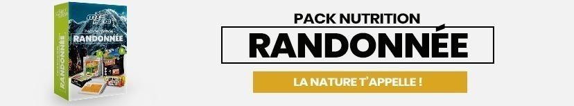 Pack repas lyophilisés