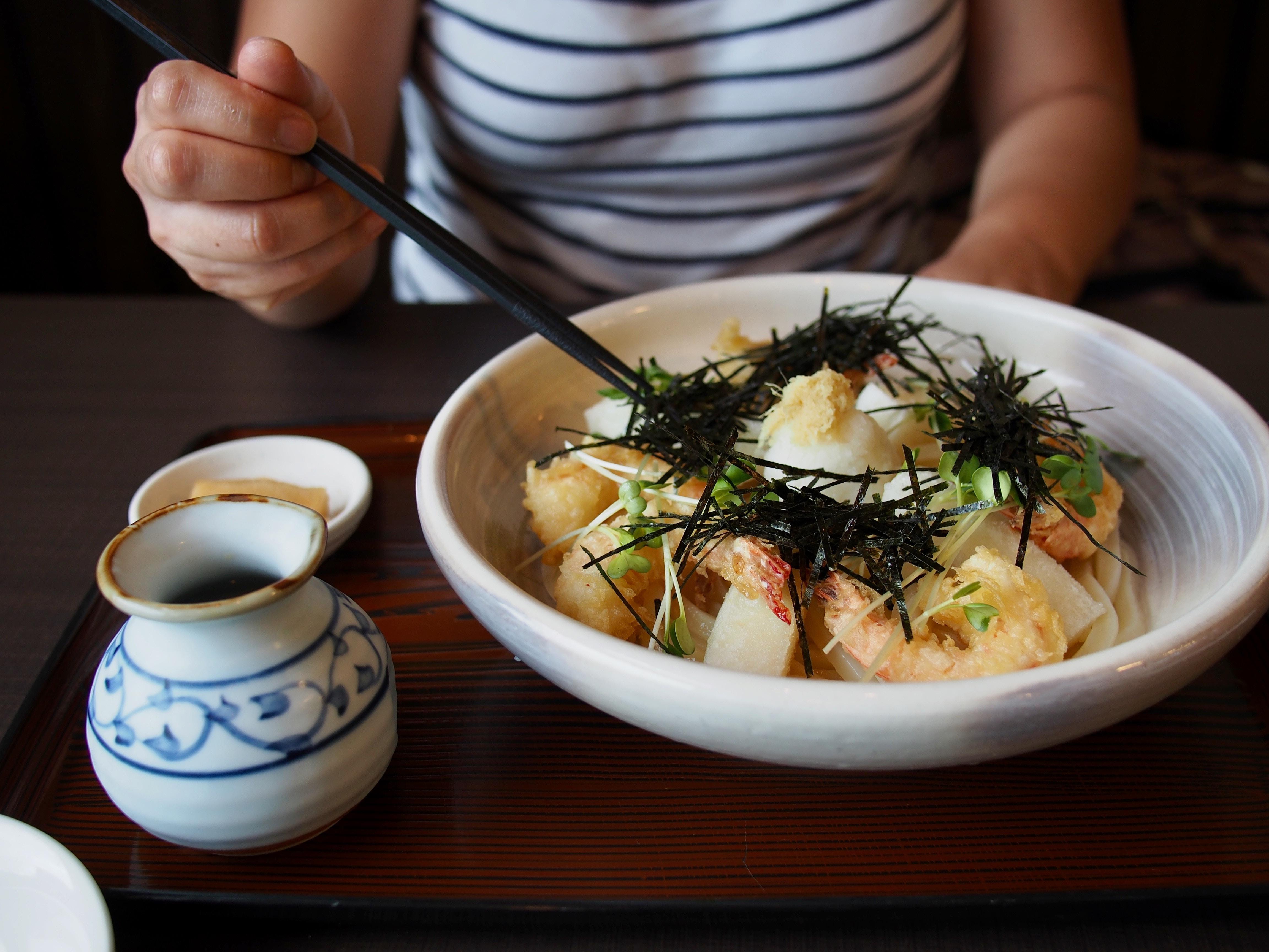 Algues gastronomie asiatique