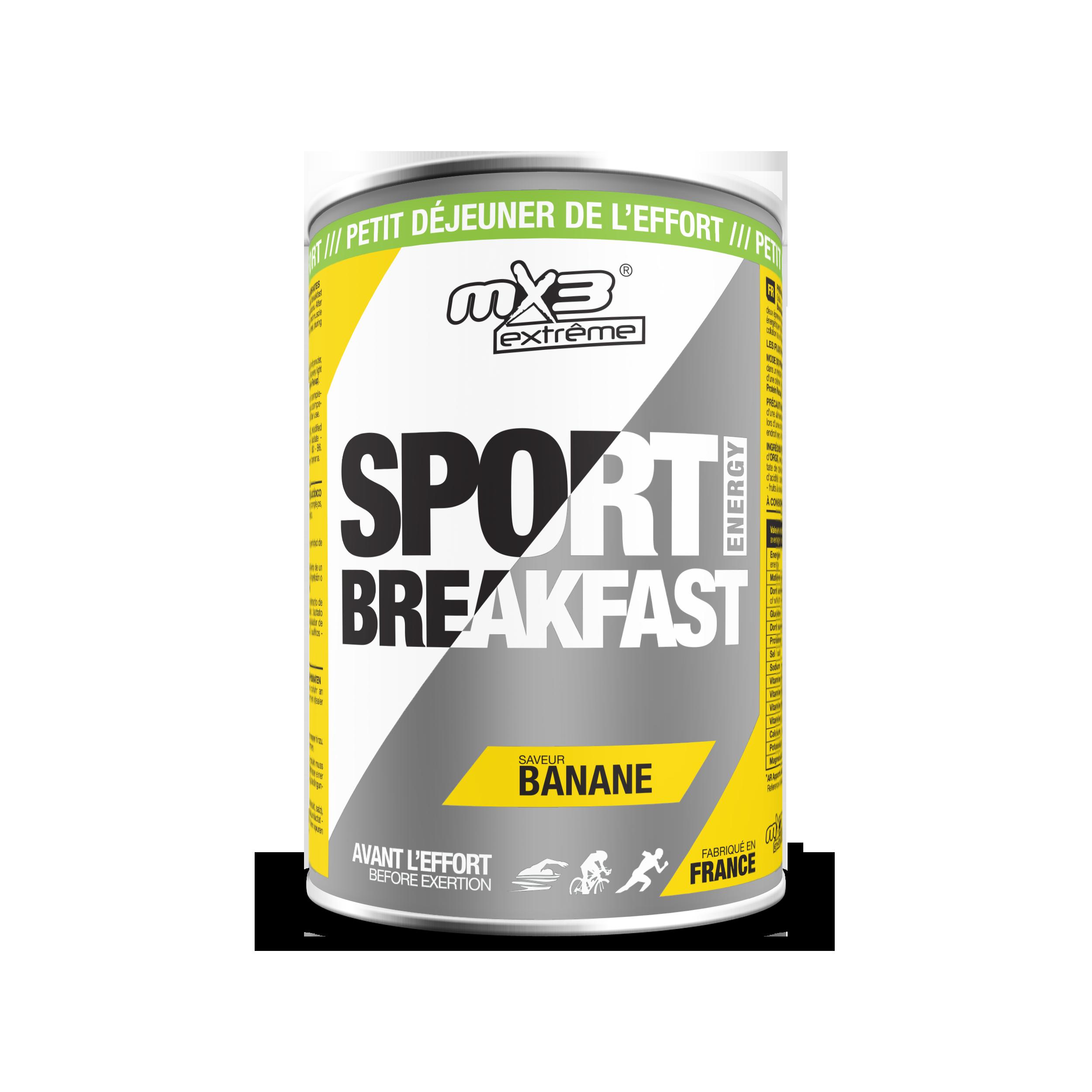 Crème petit-déjeuner MX3