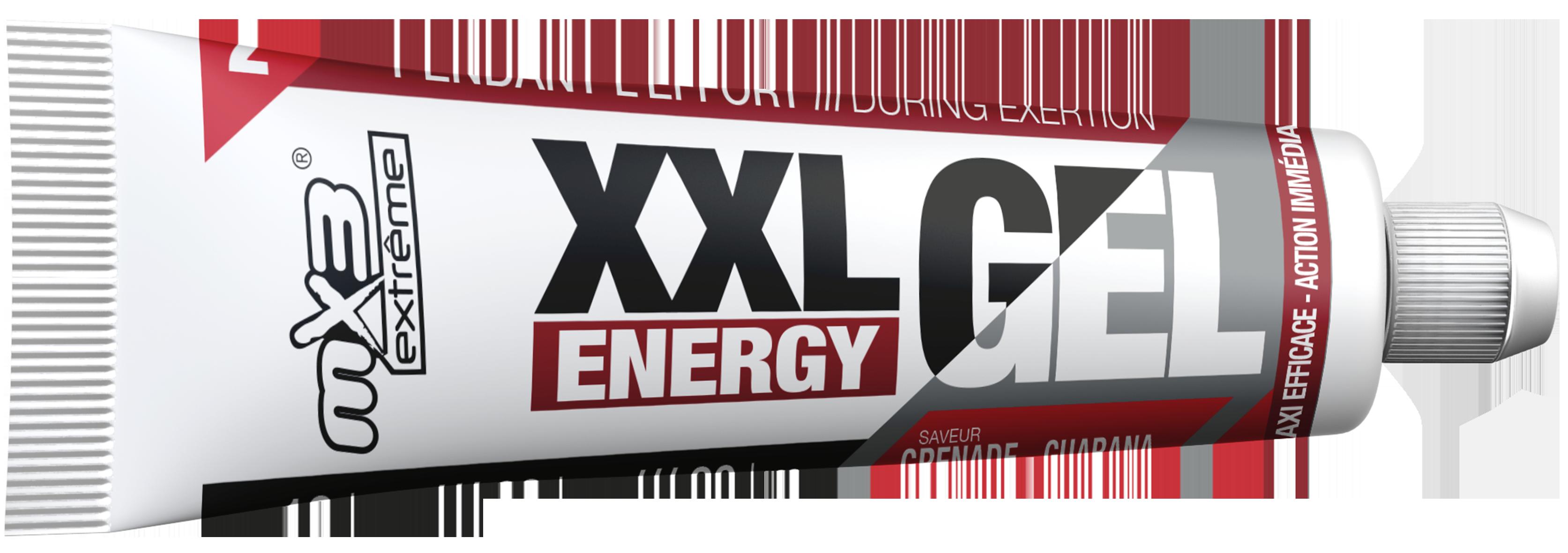 Gel énergétique XXL MX3