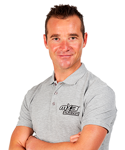 Thomas Voeckler au couleur MX3