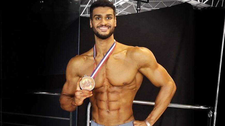 En route pour les championnats du Monde de Bodybuilding