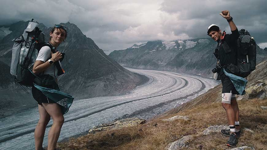 10.000 km à pied à la rencontre de l'Europe
