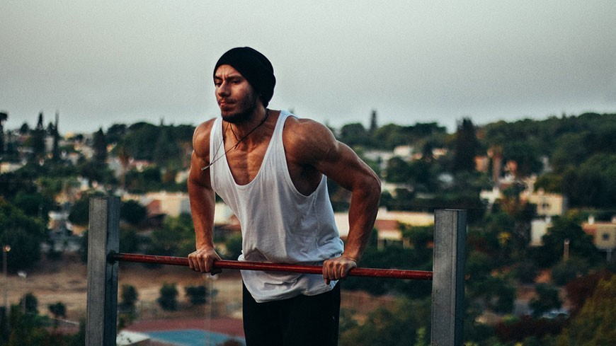 Street workout : quand la muscu rencontre... la gym !