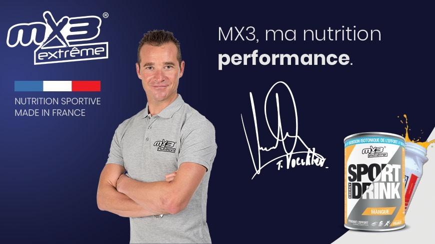 Thomas Voeckler rejoint le team MX3