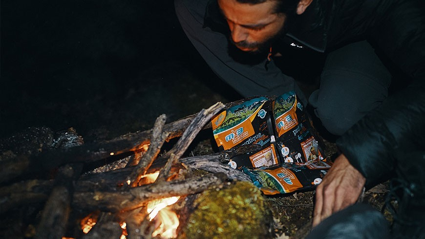 6 conseils pour devenir un(e) pro du feu de camp